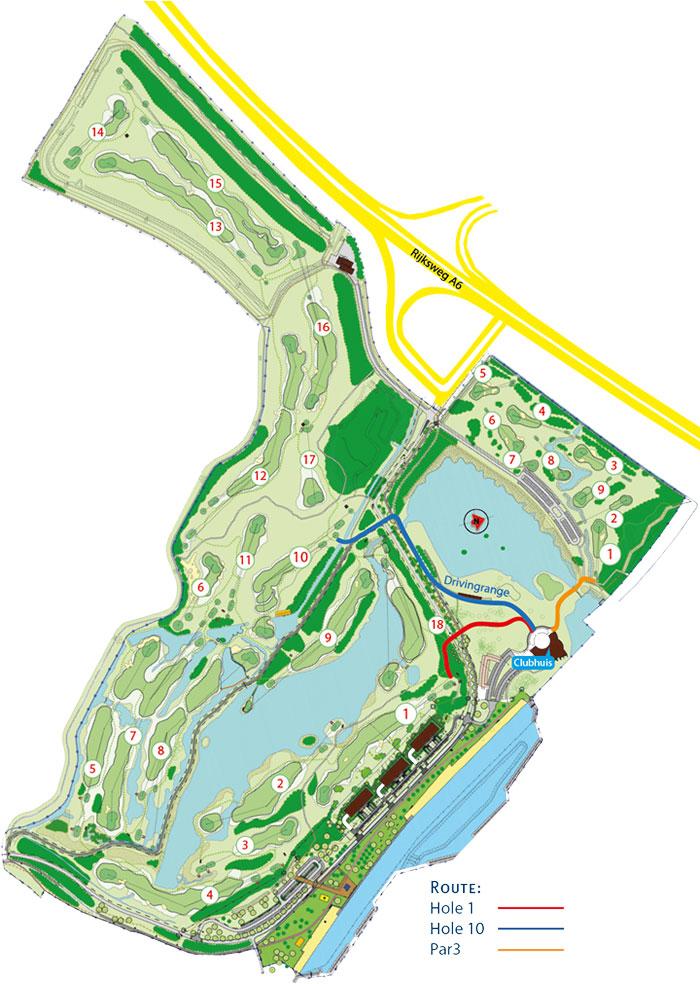 golfbaan-naarderbos-plattegrond-kaart